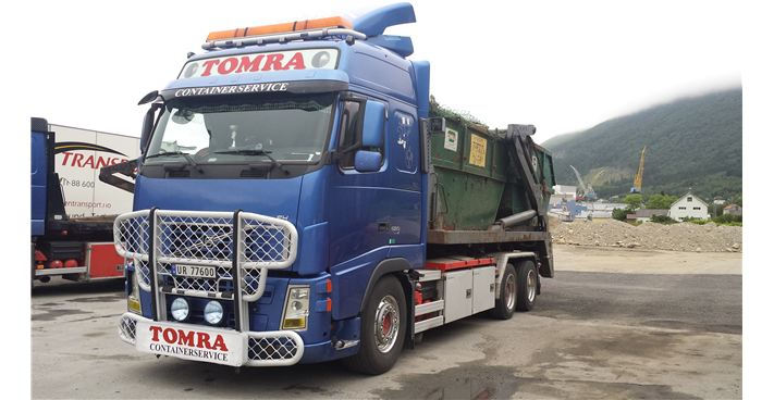 Tomra Containerservice